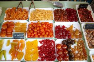 kandierte Früchte - Aptunion